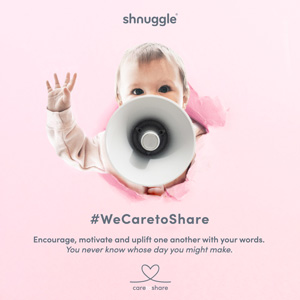 Shnuggle Mental Heath Campaign