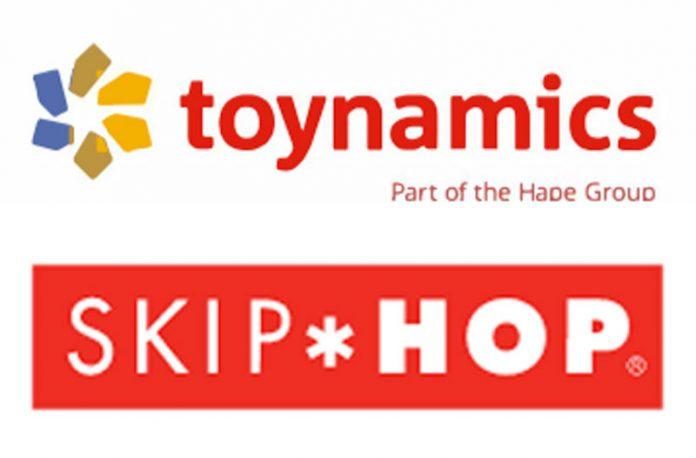 Skip Hop Toynamic logos