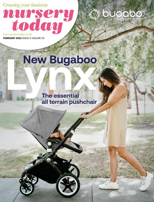 Nursery Today Bugaboo Cover