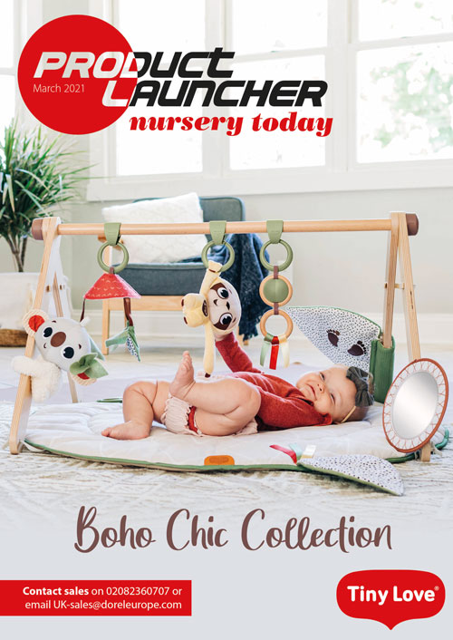 Nursery Today Product Launcher