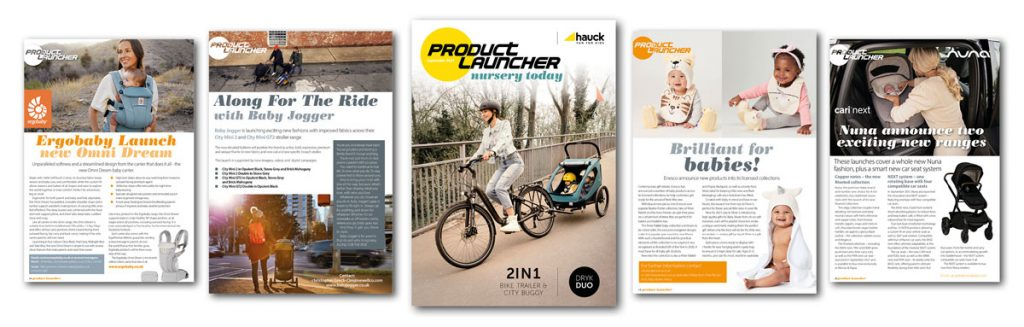 Nursery Today Product Launcher September 2021